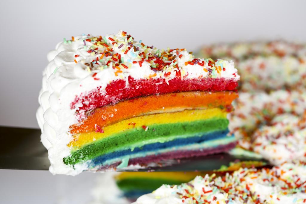 LGBT cake